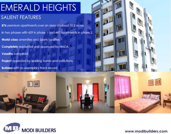 Modi Builders Emerald Heights