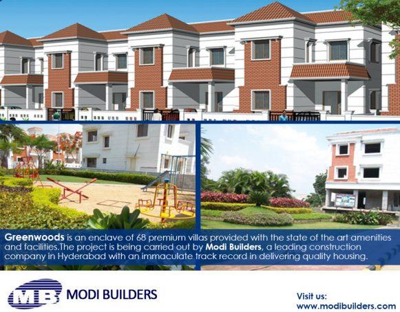 Modi Builders Greenwoods