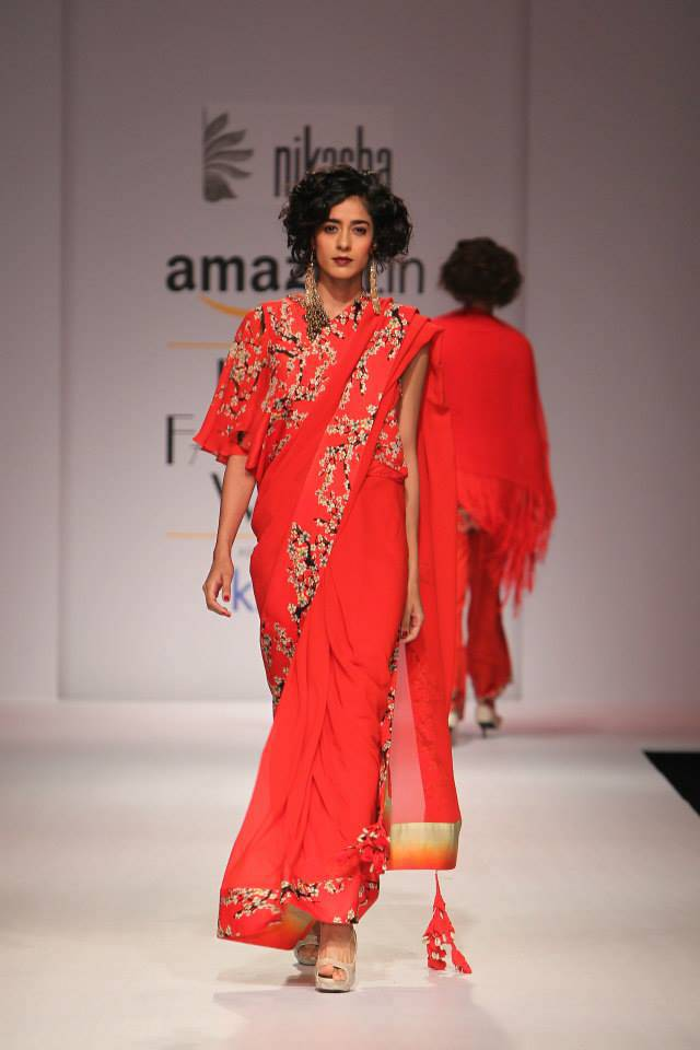 Shweta Sachani - FashionWeek indian-weddings