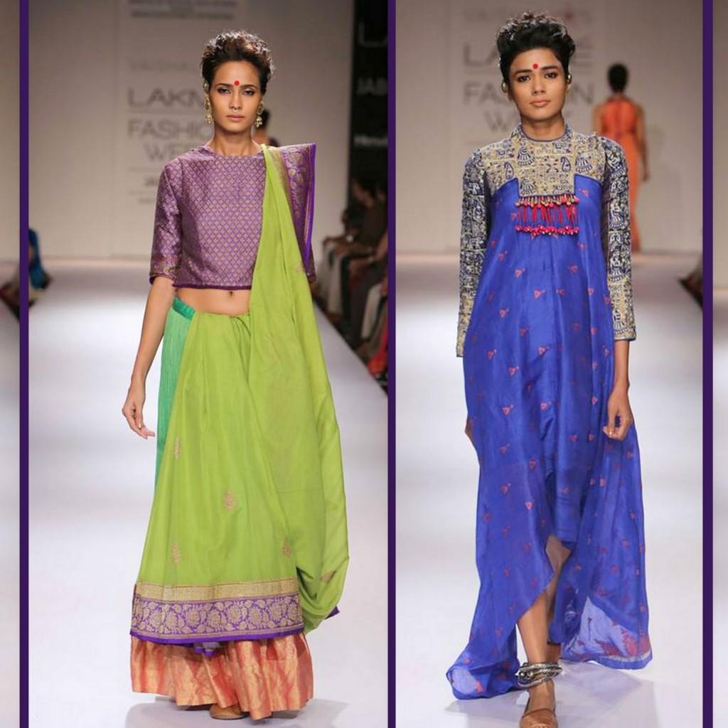 Shweta Sachani - LakmeFashionWeek