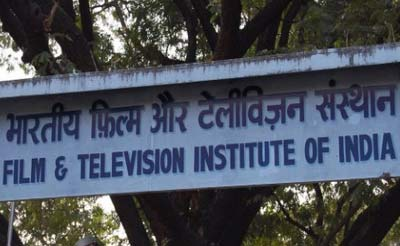 Relief India supports FTII strike