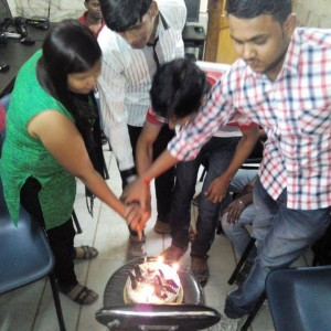 Teacher's day at National Ngo