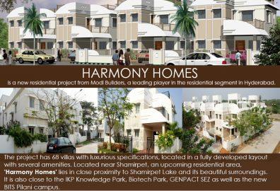 Modi Builders-Harmony Homes
