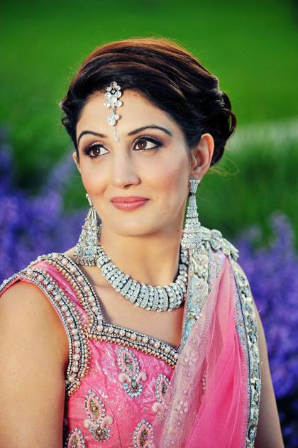 Shweta Sachani - Bridal makeup