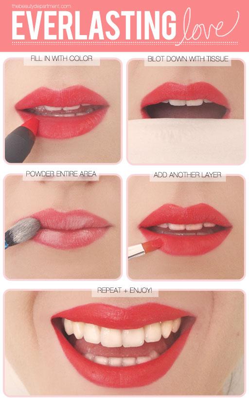 Shweta Sachani - Long Staying Lipstick
