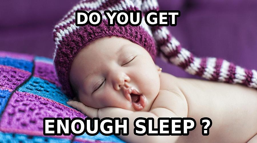 Shweta Sachani - get-enough-sleep