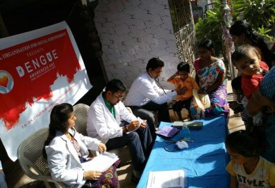 National Ngo Dengue Awareness Camp
