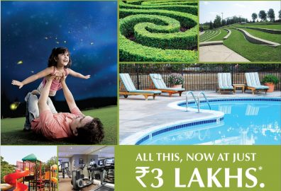 Shriram properties Green fields