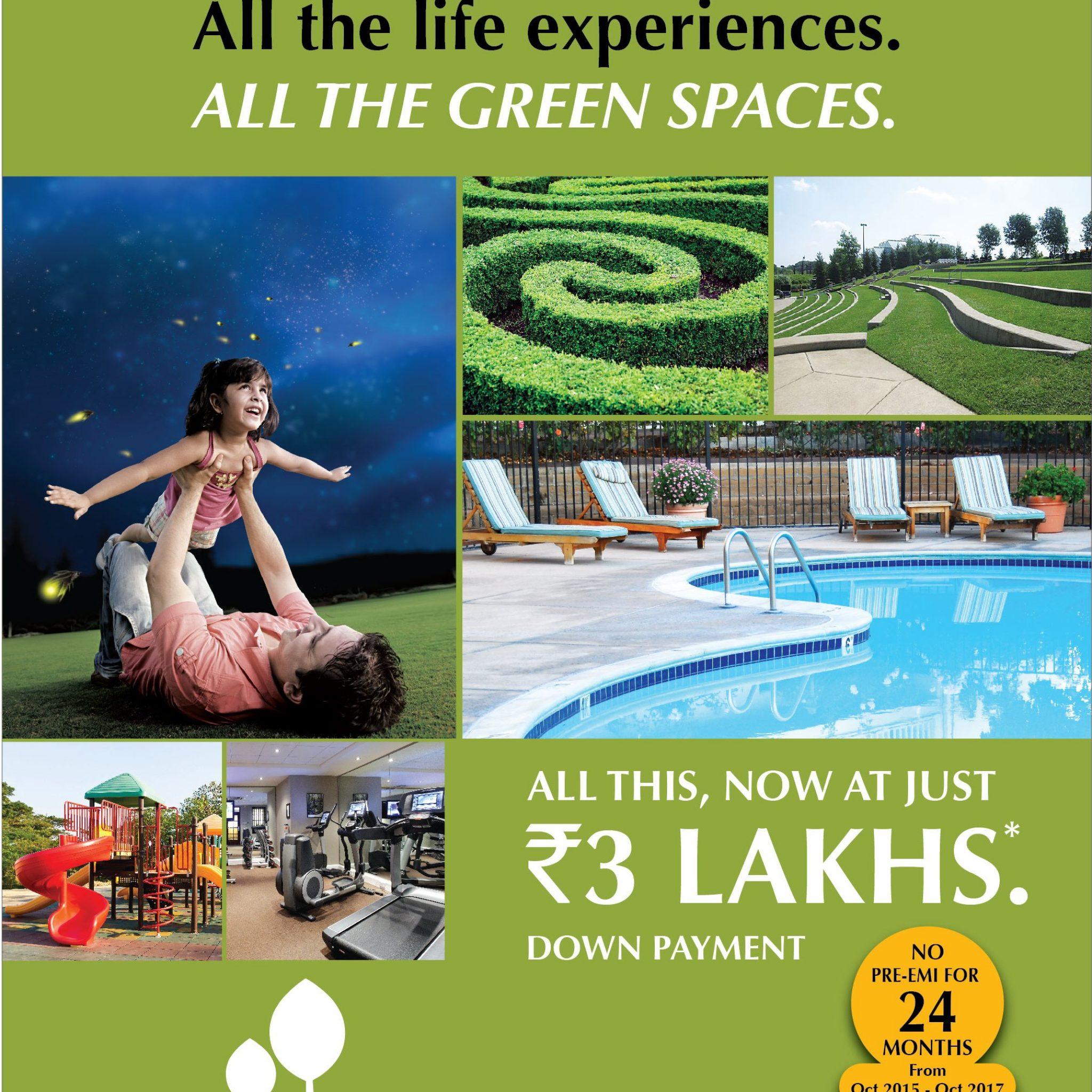Shriram properties Green fields
