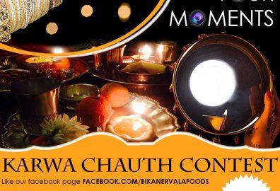 bikanervala karwa chauth contest