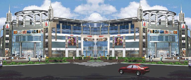 parsvnath-mall-rohini