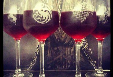 GOT wine glasses