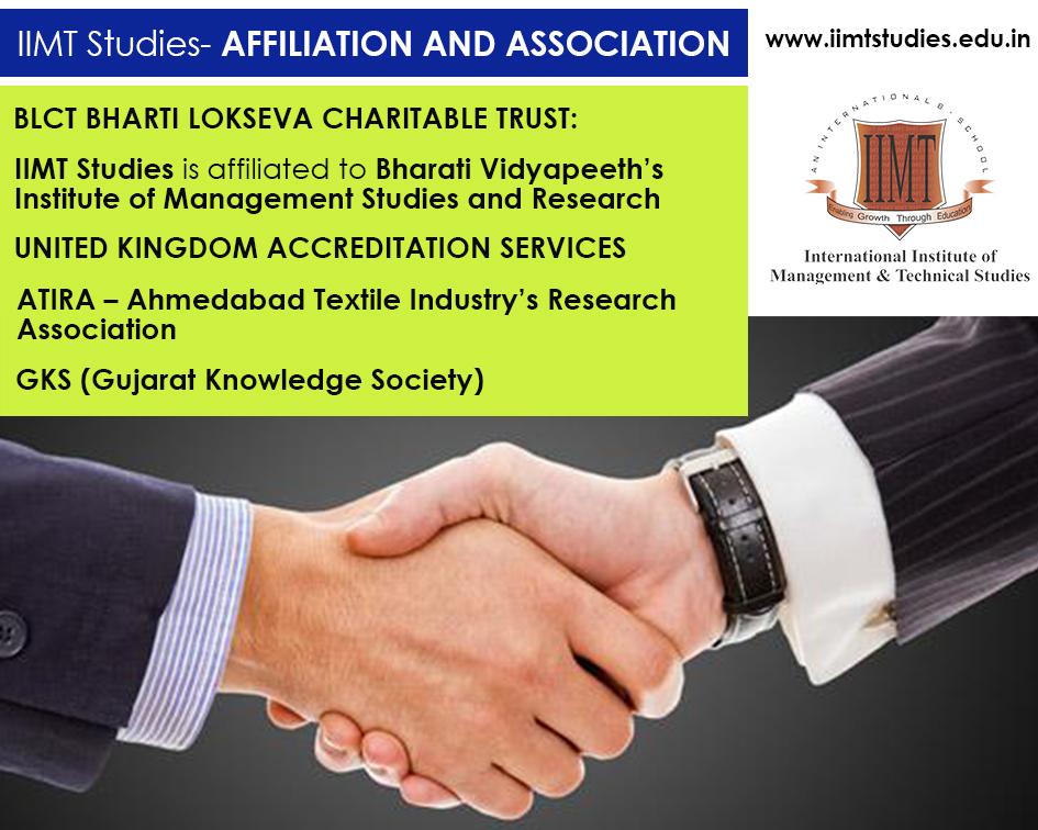 IIMT Studies Affiliations