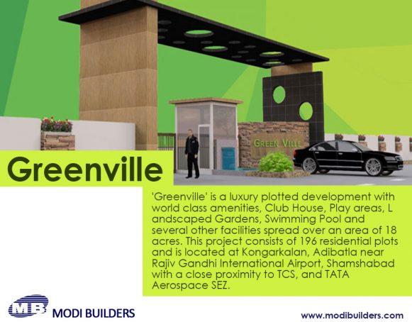 Modi Builders Greenville