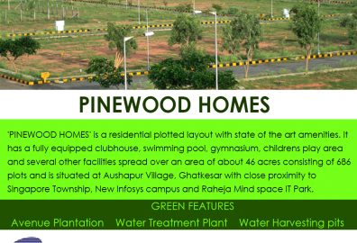 Modi Builders Pinewoods Homes