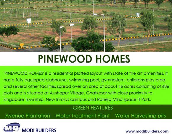Modi Builders Pinewoods Homes