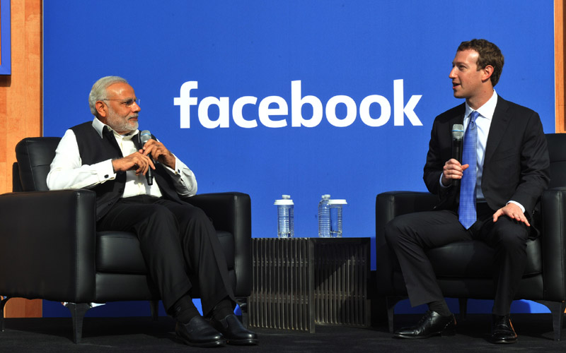 Impact of Zuckerberg's visit to India: Sharda University students speaking their minds out