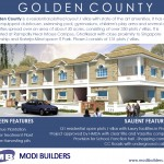 Modi Builders Golden Country