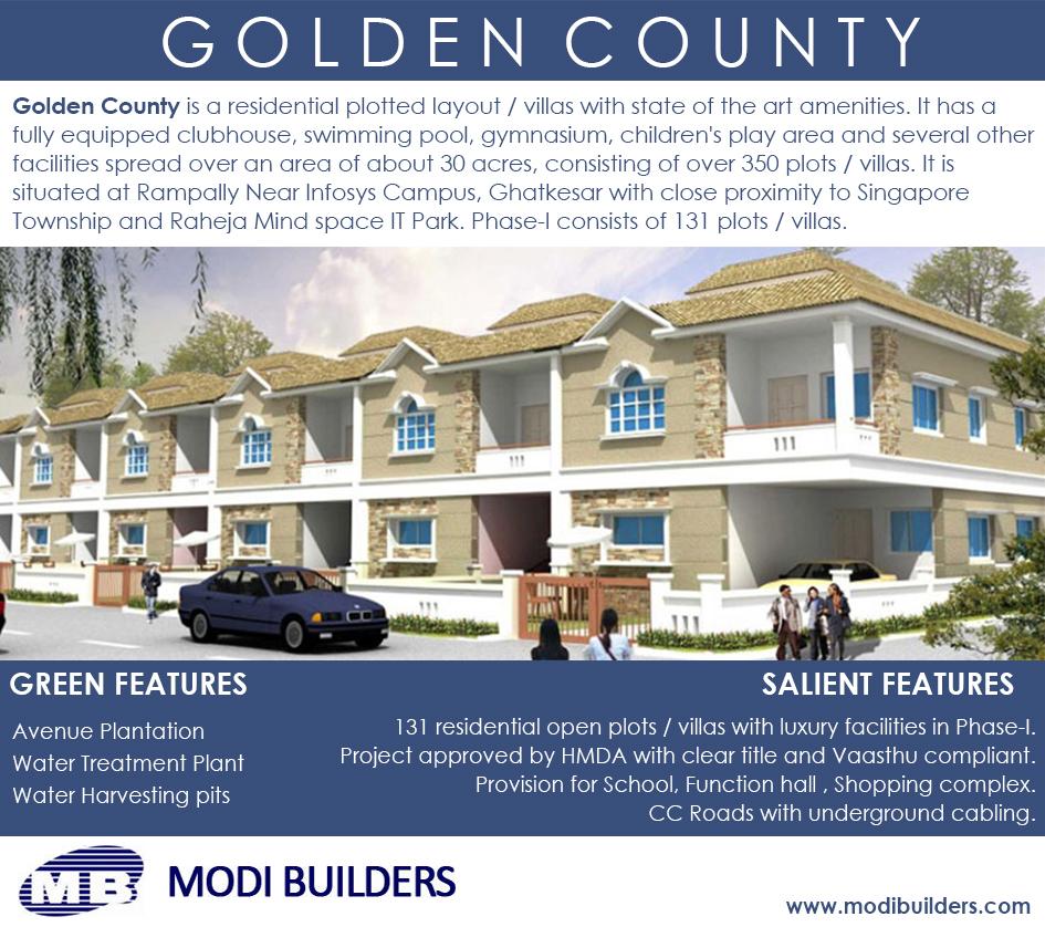 Modi Builders Golden Country