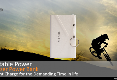 Be technologically ready with Slanzer Portable Power Banks