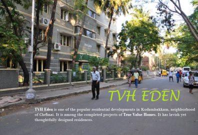TVH Eden Chennai