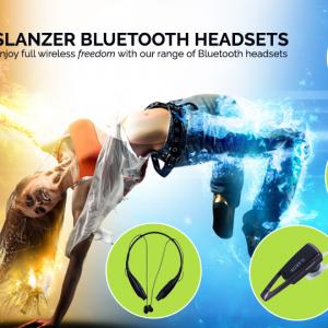 Slanzer Technology presents wide range of Wireless Bluetooth Speakers