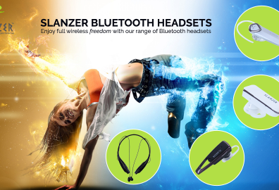 Slanzer Technology presents wide range of Wireless Bluetooth Speakers
