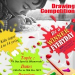 Bikanervala drawing competition