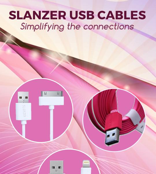 Slanzer Technology - redefining gadget accessories