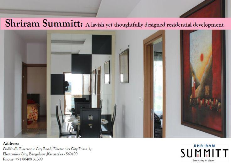 shriram summitt