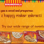 Winter Special sweets and products at Bikanervala this Lohri