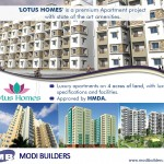 Modi Builders Lotus Homes