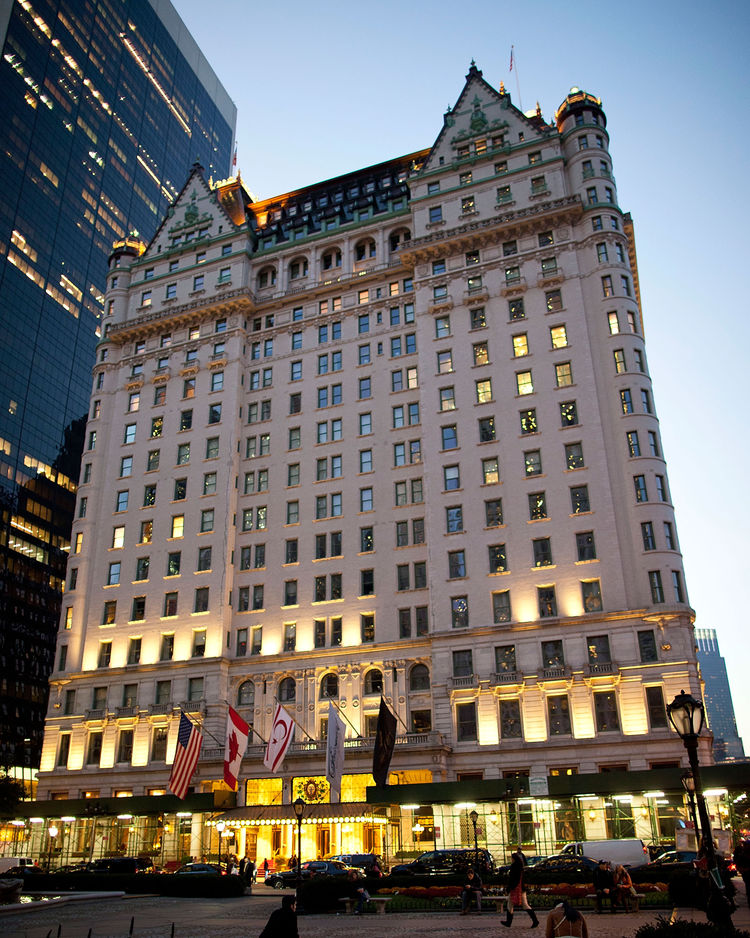 Plaza Hotel Nyc Number Of Rooms