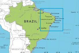 Northeast Brazil