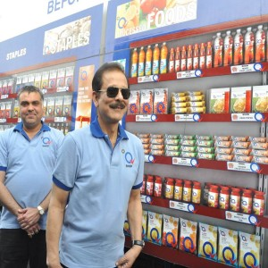 subrata roy sahara q shop