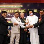 lifetime achivement award to nims chairman