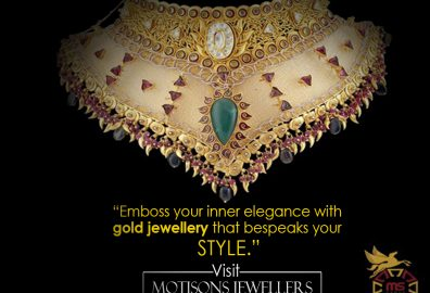Jewellery that will sparkle 2016 by Motisons Jewellers