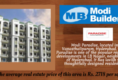 Modi Paradise By Modi Builders