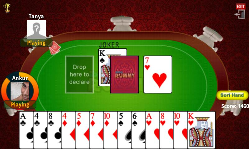 Rummy poker online dakota 6 slot canada decoy bag