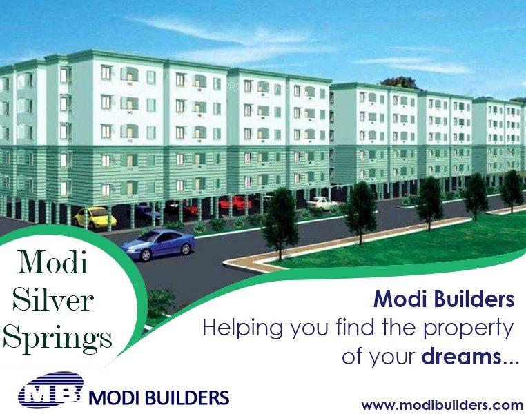 modi builders silver springs