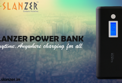 Slanzer Power Banks trending in the gadget market
