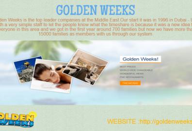Golden Weeks Real Estate