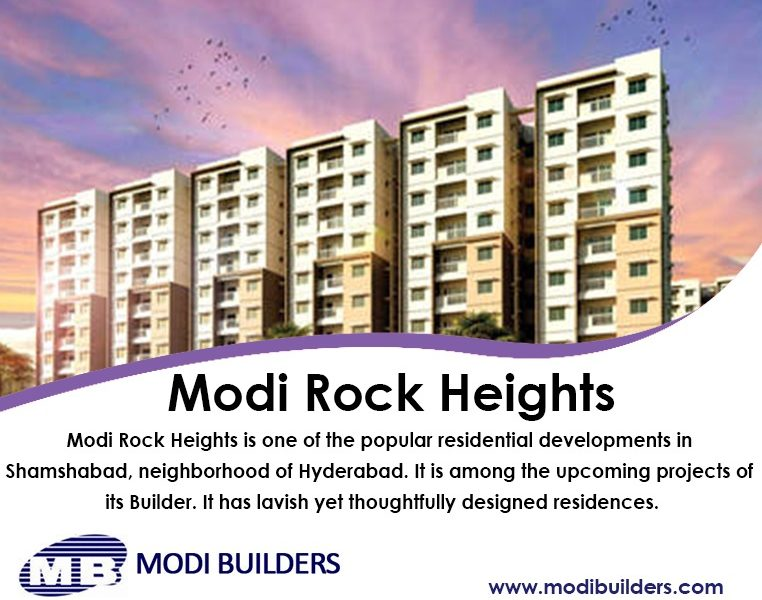 Modi Rock Heights