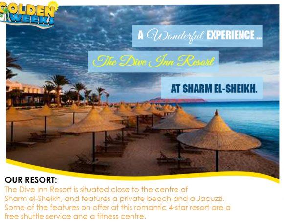 golden weeks resort
