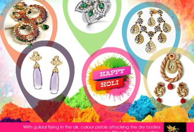 Jewellery care tips for Holi by Motisons Jewellers