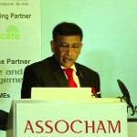 Prof. Balvir Singh Tomar at ASSOCHAM 2015