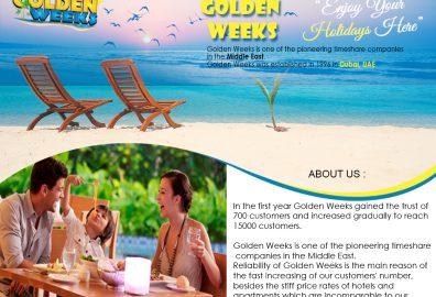 Golden Weeks Diving