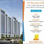 kumar builders nirvana hills