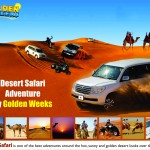 golden weeks desrt safari