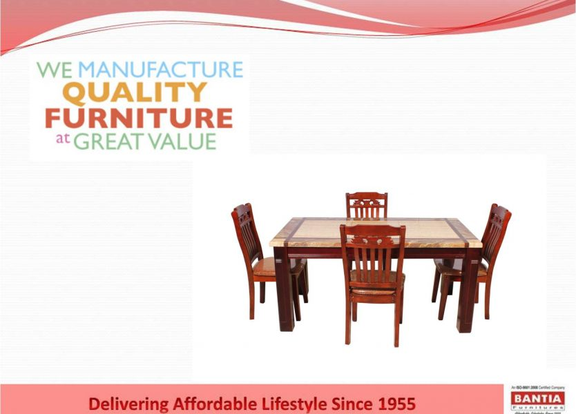 Bantia Furnitures Marking Excellence In Furniture Industry